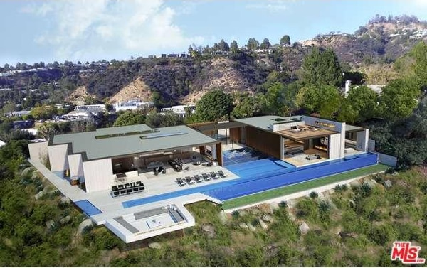 This Beverly Hills home costs $100 million