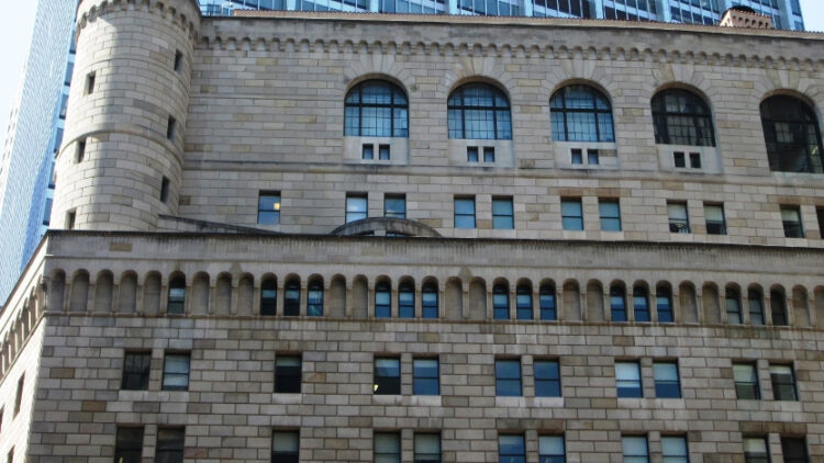 The Federal Reserve Bank in New York got hit for $81 million