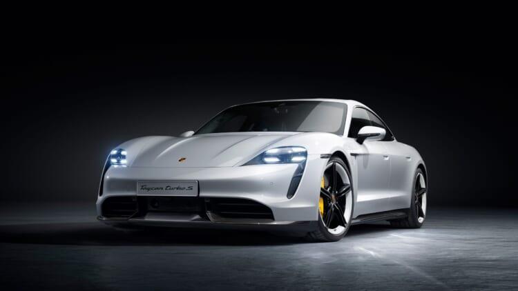 2020 Porsche Taycan (1)