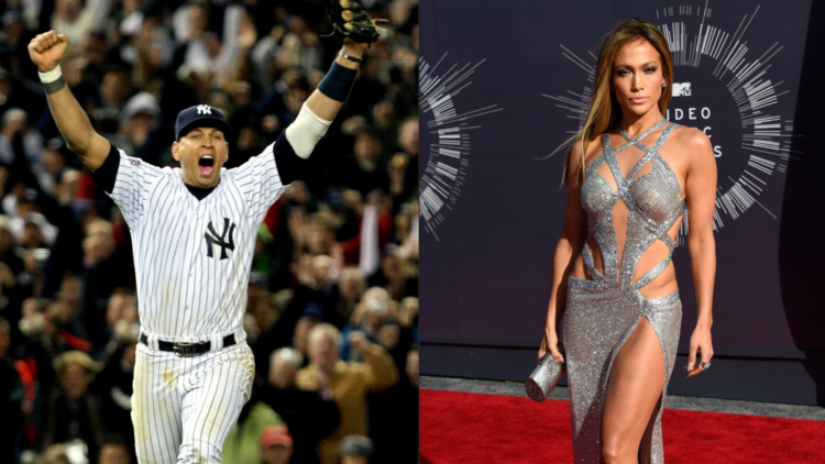 A Rod and J Lo