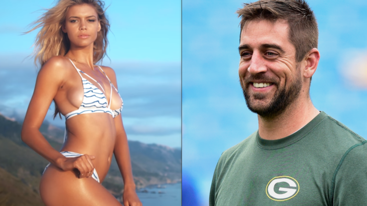 Aaron Rodgers Kelly Rohrbach