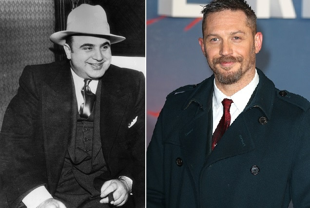 Al Capone; Tom Hardy