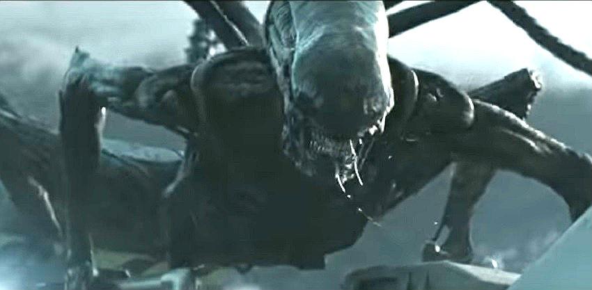Alien: Covenant promo