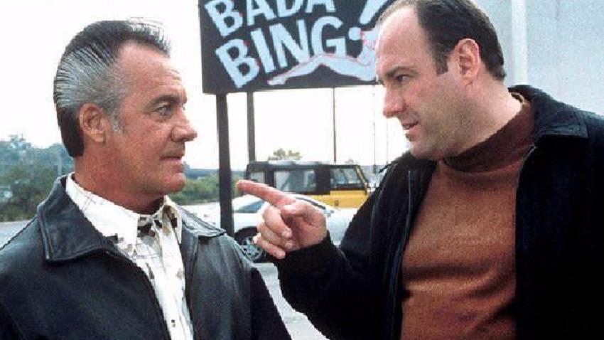 Bada Bing Sopranos
