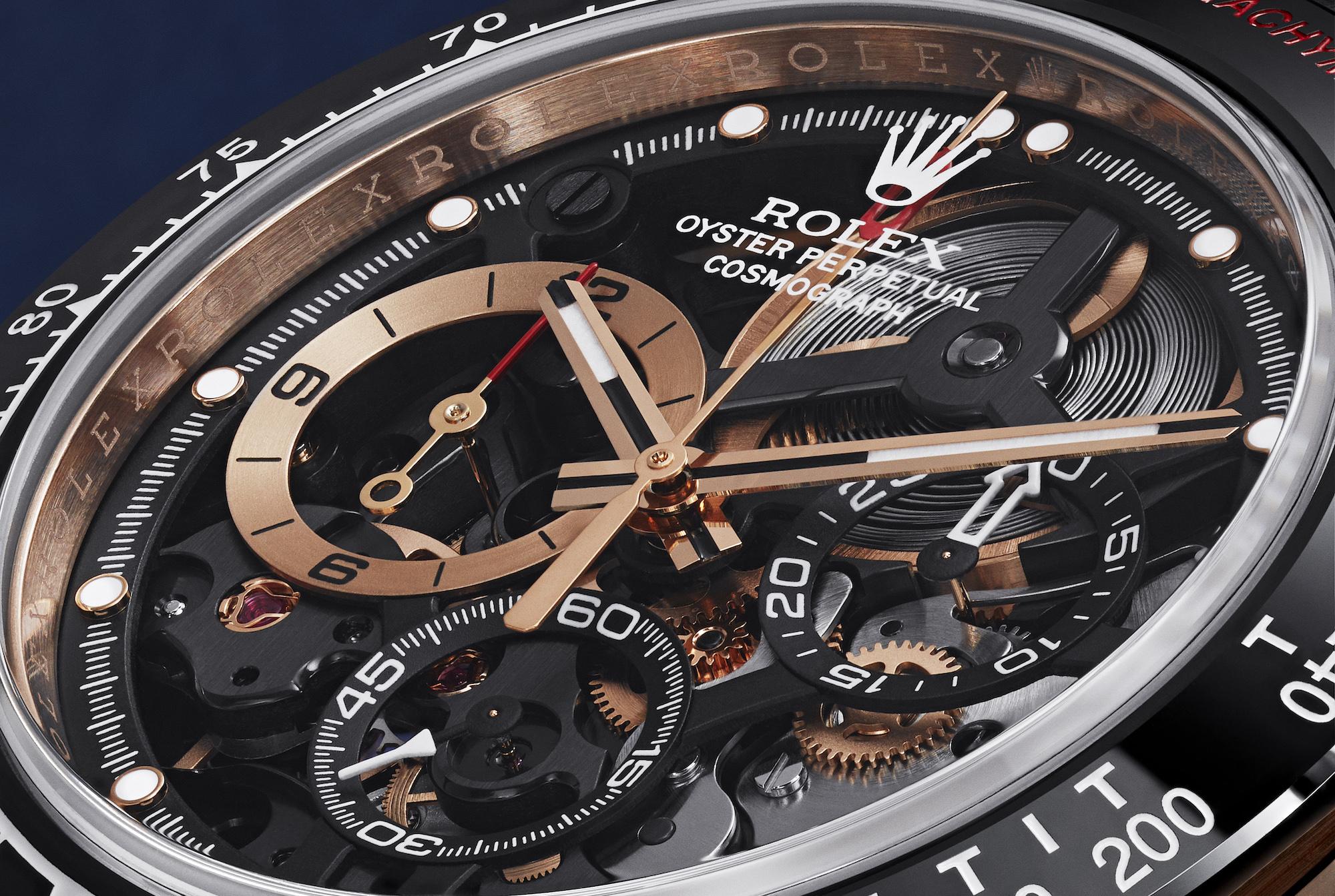 Custom Rolex Daytona