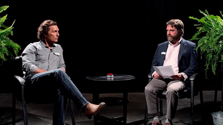 Between Two Ferns The Movie Promo
