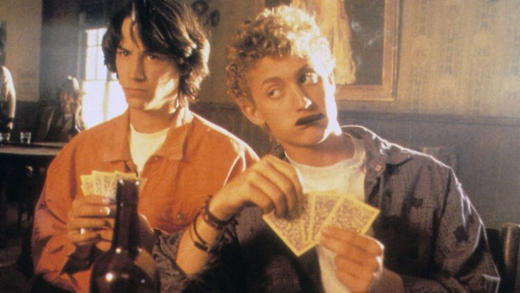 Bill & Ted Promo