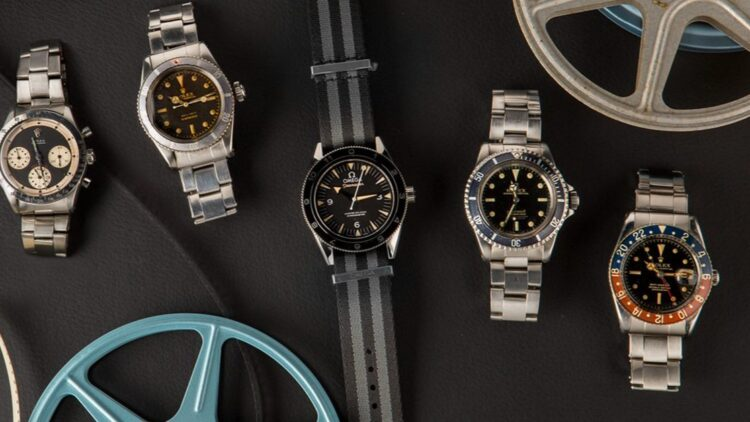bob's watches hollywood auction