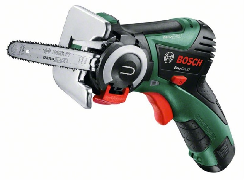 Bosch pocket chainsaw