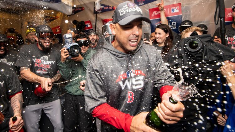 Boston Red Sox Party Promo