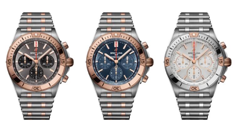 Breitling Chronomats