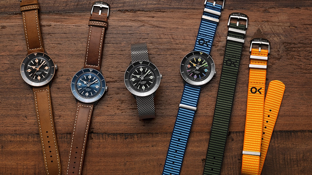 Superocean Heritage 57 Collection