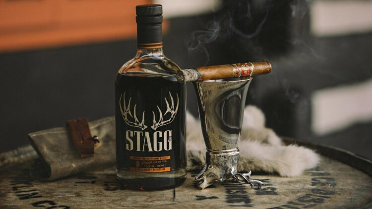 buffalo trace stagg jr. whiskey