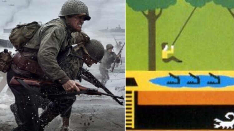 Call of Duty II and Activision Pitfall