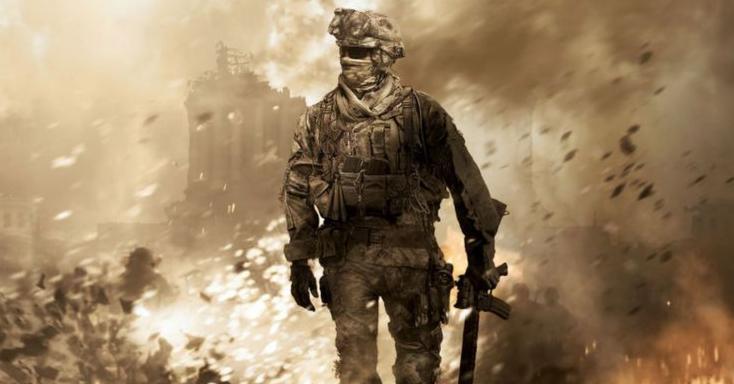 Call of Duty Modern Warfare 2 Promo