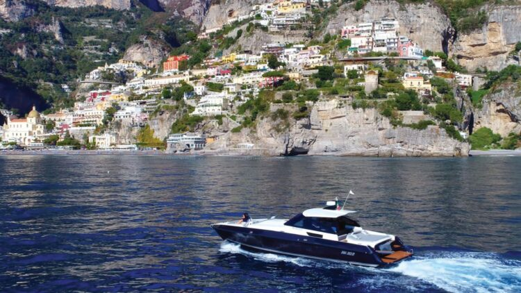 The ruggedly beautiful landscape of Capri on the Bay of Naples has drawn the rich and powerful for centuries.