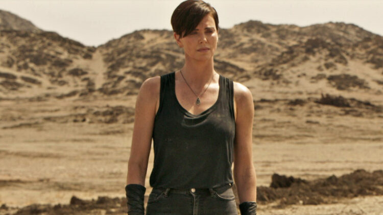 Charlize Theron The Old Guard Promo