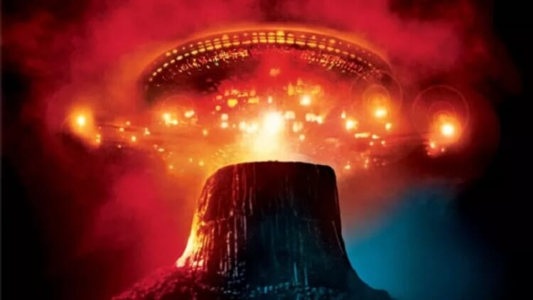 Screengrab from 'Close Encounters of the Third Kind'