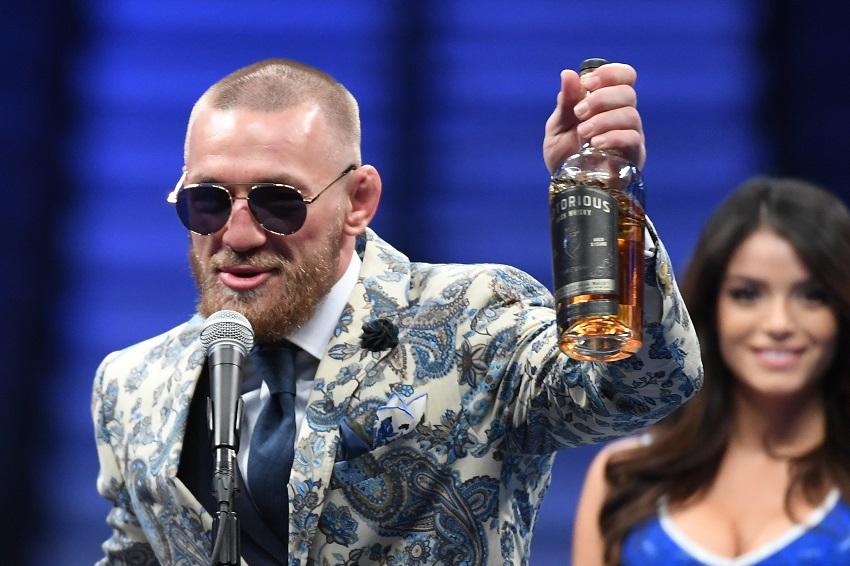 Conor McGregor Notorious Whisky