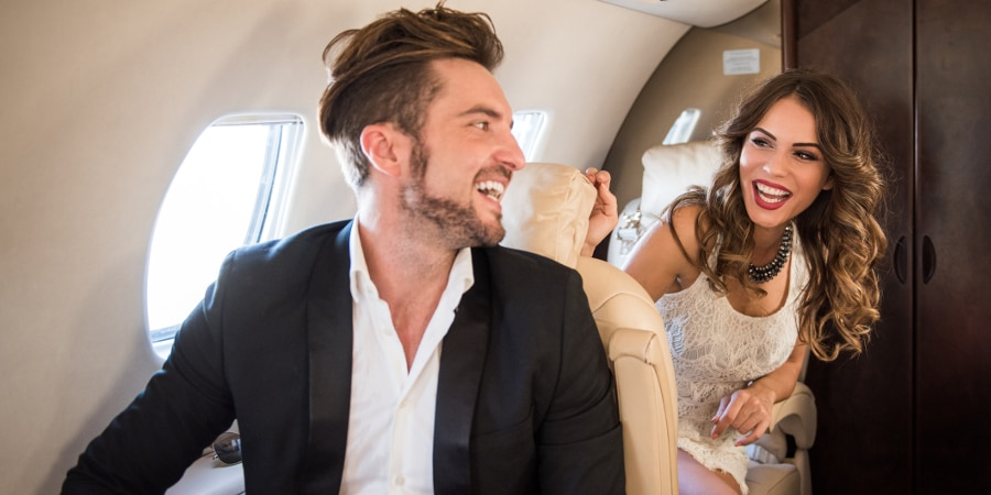 AirDates lets you connect with fellow travelers (Photo: Extreme-Photographer/Getty Images)