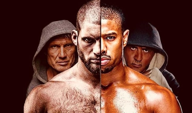 First poster for Creed II
