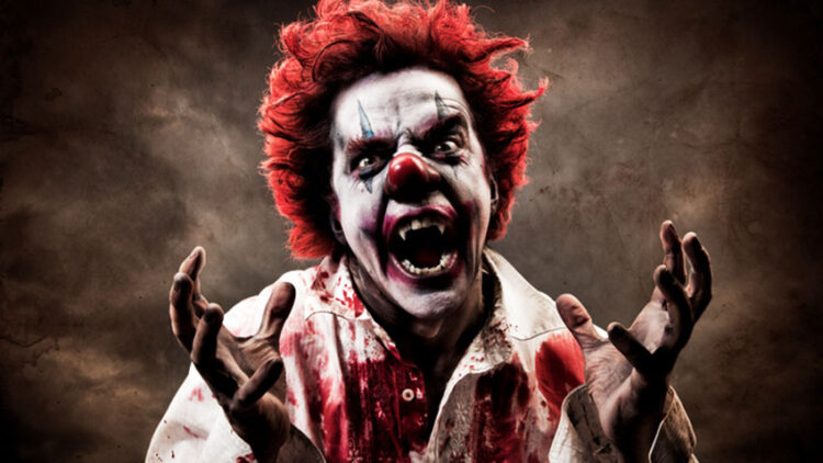 Creepy Clown Getty Images