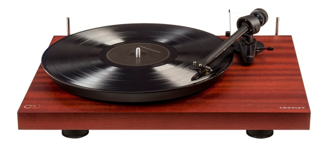 Any more minimalist and it'd just be a tonearm