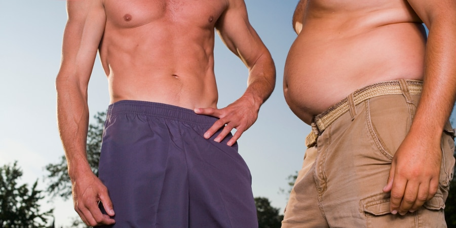 Chubby guys are more faithful and family-minded too (Photo: Joe McBride/Getty Images)