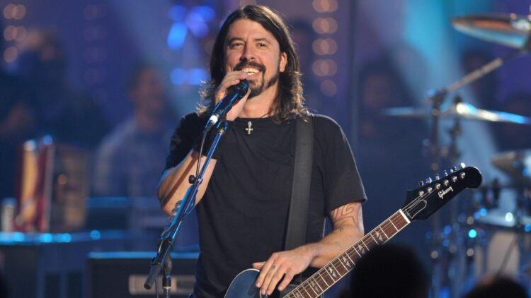 Dave Grohl Promo