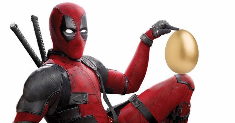 Deadpool 2 Easter Eggs Promo