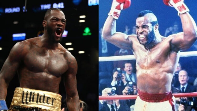 Deontay Wilder Clubber Lang Promo