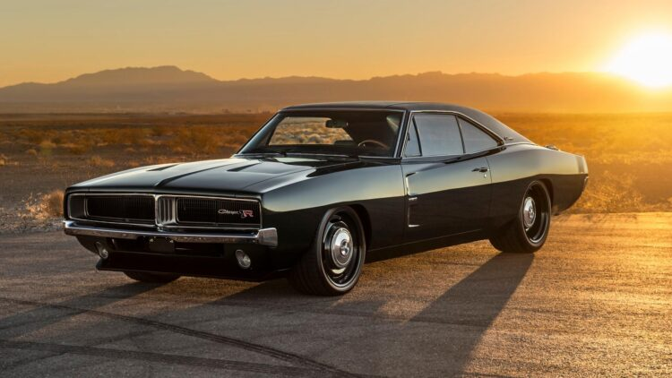 Dodge Charger Defector Promo