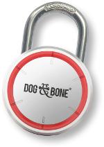 Dog & Bone LockSmart padlock