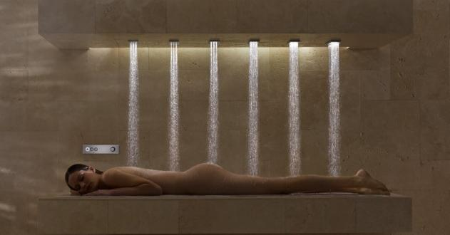 Dornbracht Horizontal Shower  Promo