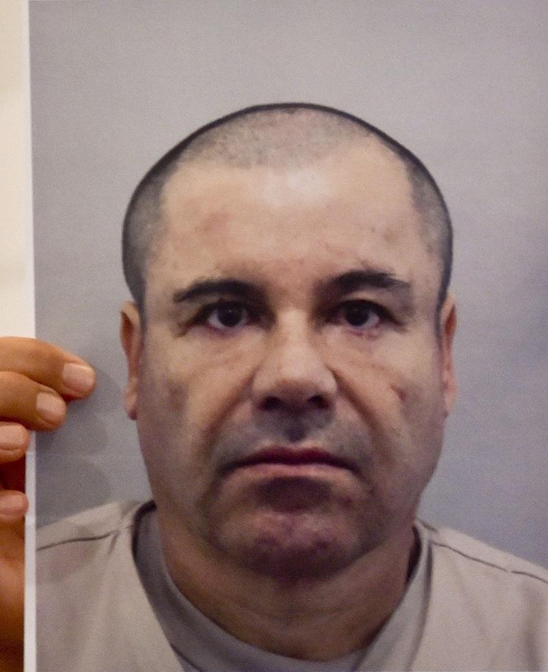 El Chapo captured Getty