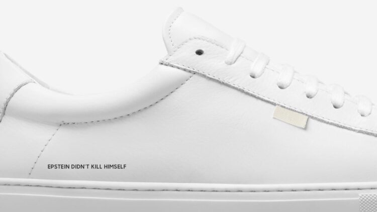epstein didn't kill himself sneakers oliver cabell