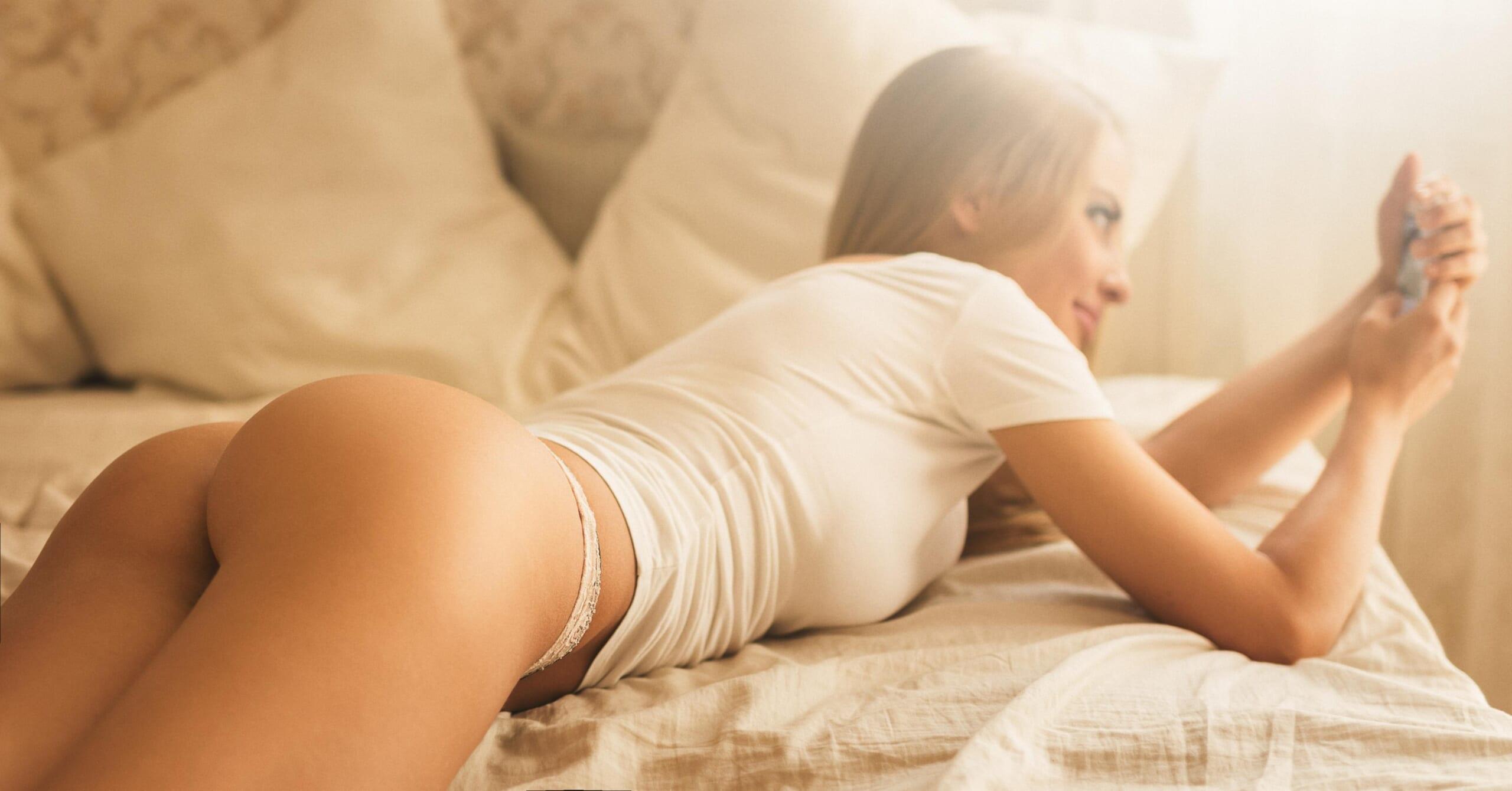 Sexy smartphone