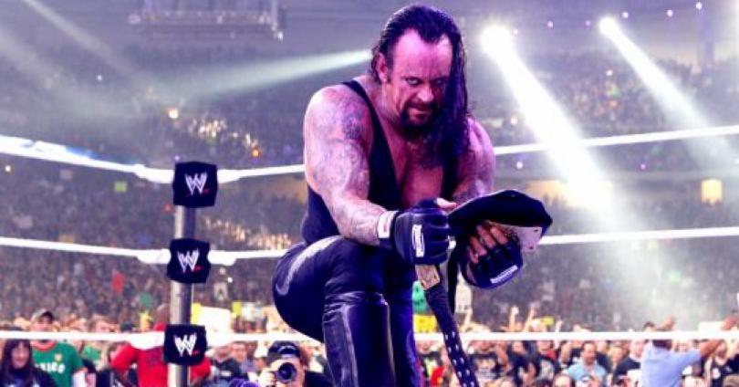 The Undertaker Promo [WWE]