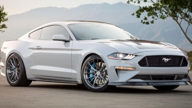 Ford Mustang Lithium Promo