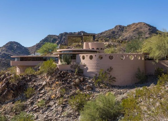 The Lykes house in Phoenix is going for $3.6M