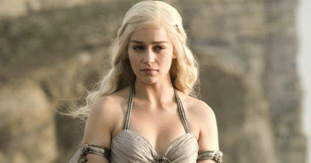 Game of Thrones Dragon Queen Promo