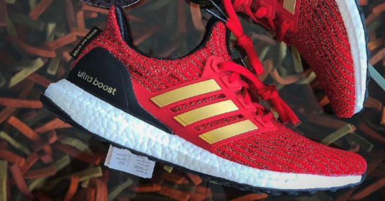 Game of Thrones x Adidas House Lannister Promo