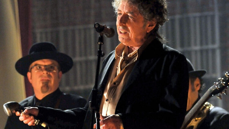 Bob Dylan Getty Images
