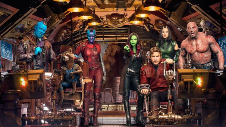 guardians of the galaxy promo