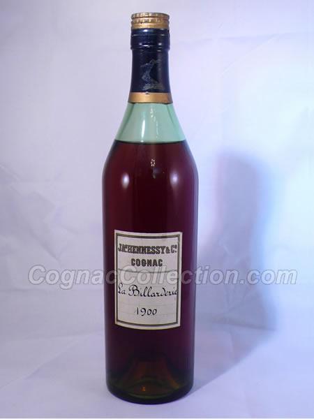 hennessy La Billarderie 1900