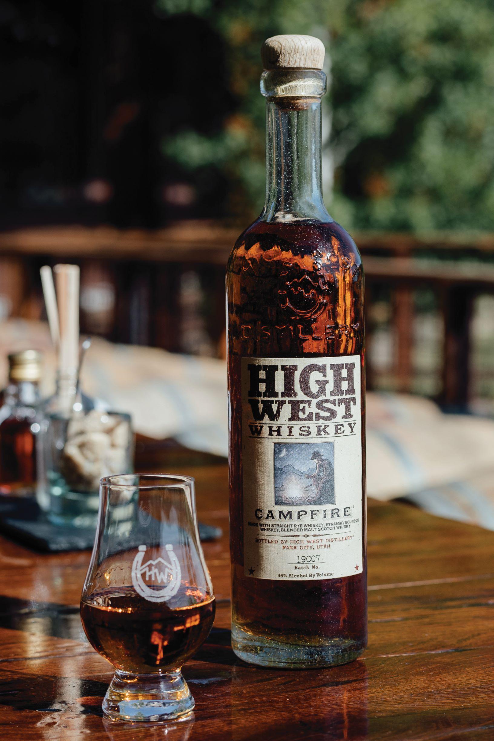 High West - Campfire