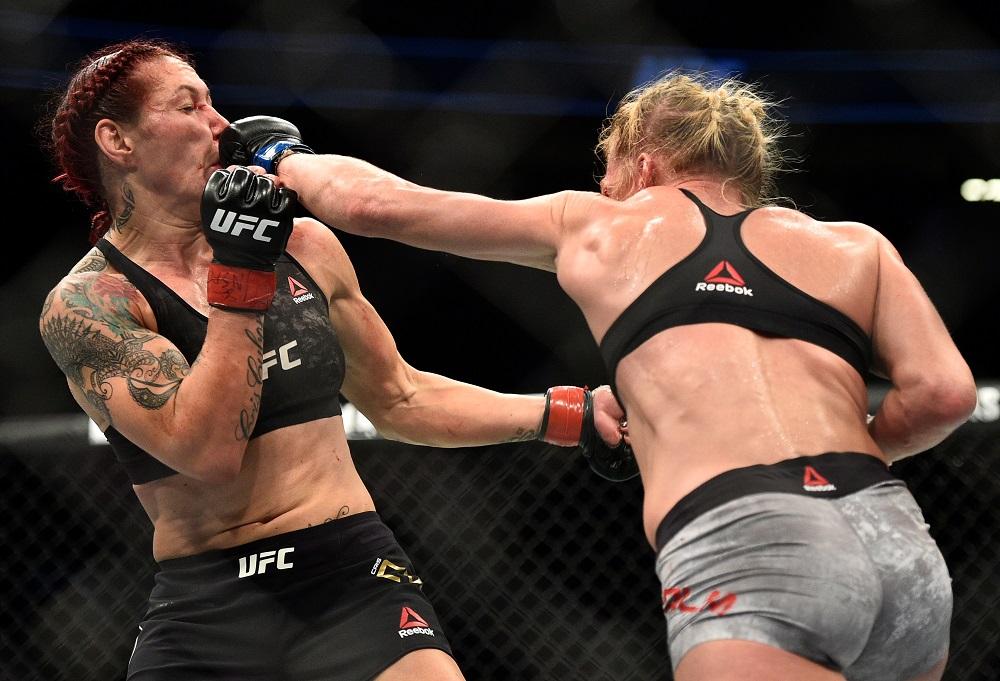Cyborg v. Holm UFC 219