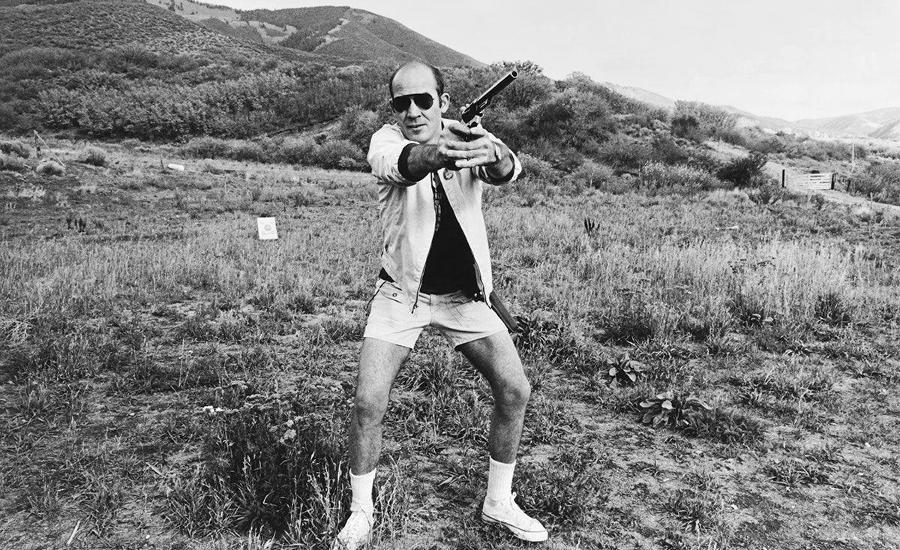 Taking aim near Aspen circa 1976