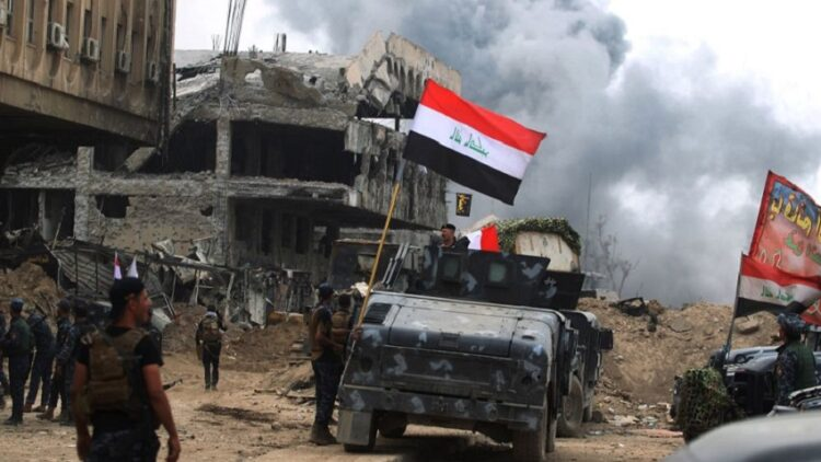 Iraqis claim victory over ISIS in Mosul