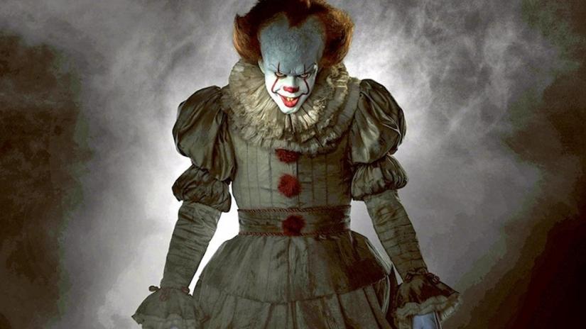 The clown, the legend